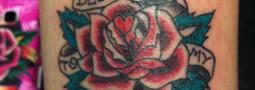 Ed Hardy's Rose